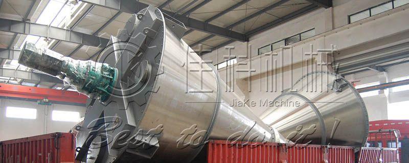 SHJ雙螺杆錐形混合機  4