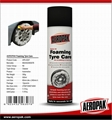 Foaming Tyre Shine Care Spray Polishing Cleaner For Tire