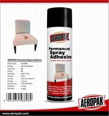 Aeropak Super Glue Spray Strong Adhesive Force 500ml