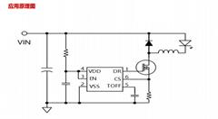 LED 灯恒流驱动芯片