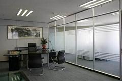 单层玻璃隔断单层玻璃隔墙