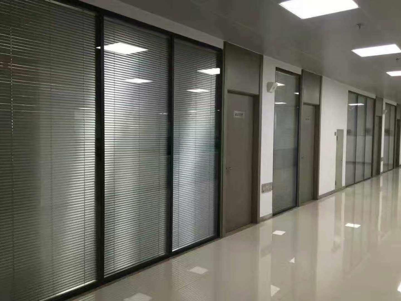 铝合金玻璃隔断 4