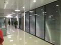 铝合金玻璃隔断 5