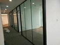 武汉办公室玻璃隔断 2