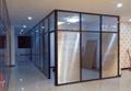 武汉办公室玻璃隔断 5