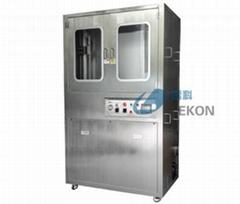 不锈钢气动钢网清洗机LK-316