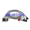 Mindray 5 Lead ECG Snap Lead Wires-Adult or Pediatric