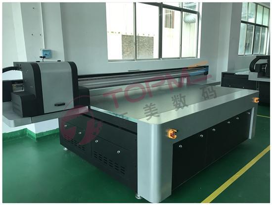 廣州拓美大型UV玻璃彩繪打印機 2