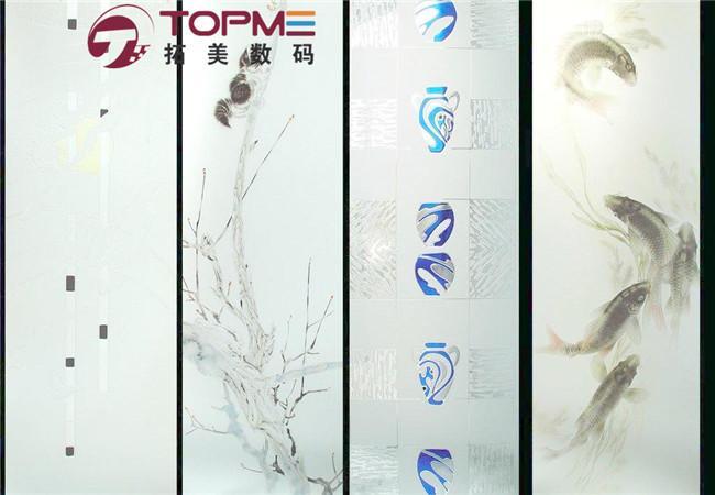 廣州拓美大型UV玻璃彩繪打印機 4