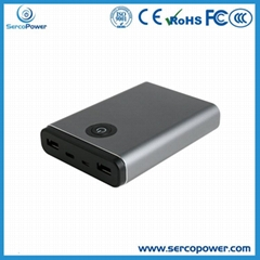 Premium External Battery Portable Power Bank Rechargeable Power bank
