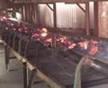 Fire resistant conveyor belt 1