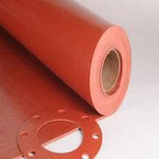Red rubber sheet (SBR, NBR, EPDM) 1