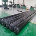 Inflatable rubber Mandrel