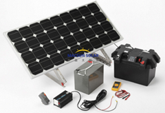 Whole Unit solar panel system 3KW Off Grid Solar Power System for home