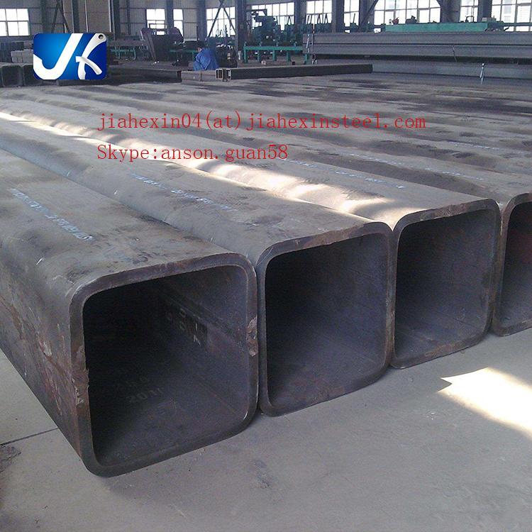 RHS SHS ERW welded hollow square rectangular tube 1