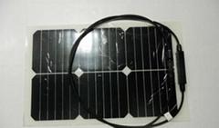 20W18V高效柔性太陽能電池板