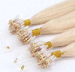Microring hair