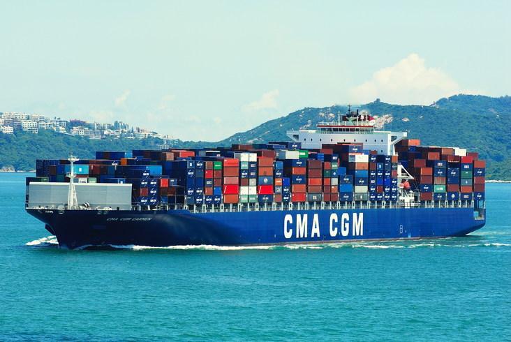 集装箱海运 1