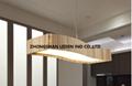 Interior LED Drop Pendant Light