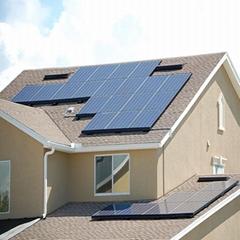 Off-grid solar power systems