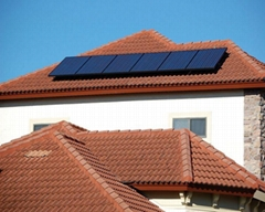 5kw-20kw solar roof mounting systems