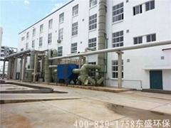 家具厂喷漆废气处理设备活性炭吸附塔