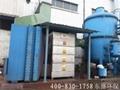 中山噴漆房廢氣處理選用UV光解