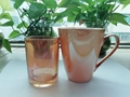 热喷玻璃金茶水  玻璃电光水 5