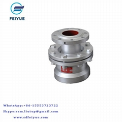 Carbon steel flange connection pipe flexible chiksan swivel joints