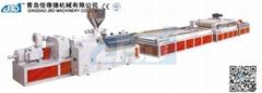 PVC Door Board Production line