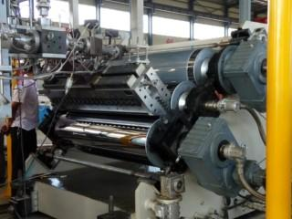 PMMA Multy layer sheet production lione 3