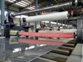 PMMA Multy layer sheet production lione 4