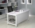 Simple modern desk staff desk Desktop personal desk business conference desk