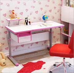 儿童學生可調節實木專用桌
