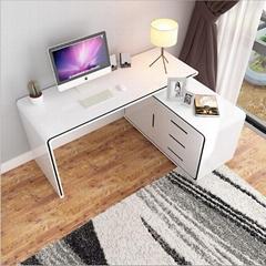 旋转式电脑桌