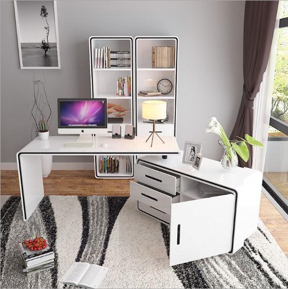 旋转式电脑桌 4
