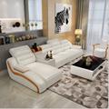 真皮沙发现代简约风格真皮客厅沙发组合 2