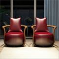 真皮沙发现代简约风格真皮客厅沙发组合 3