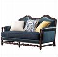 美式实木沙发可定制 5