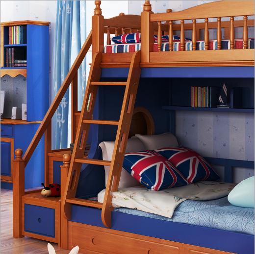 Children's bunk bed 4