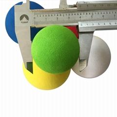 High Density Colorful EVA Foam Ball