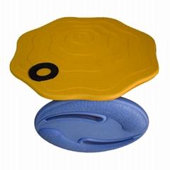 Eco-Friendly EVA Foam Soft Dog Frisbee