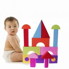 EVA Pattern Blocks for Children