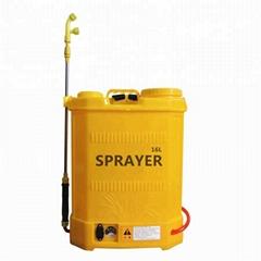 knapsack pump garden 20L electric hand sprayer battery powered hand