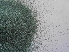 Green Silicon Carbide for Abrasives