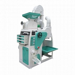 1 Ton Per Hour capacity automatic mini rice mill machine