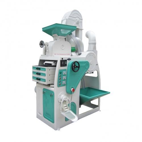 600Kgs Per Hour Capacity automatic mini rice mill machine 1