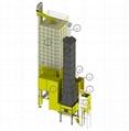 High-tech Grain Dryer and Husk Furnace