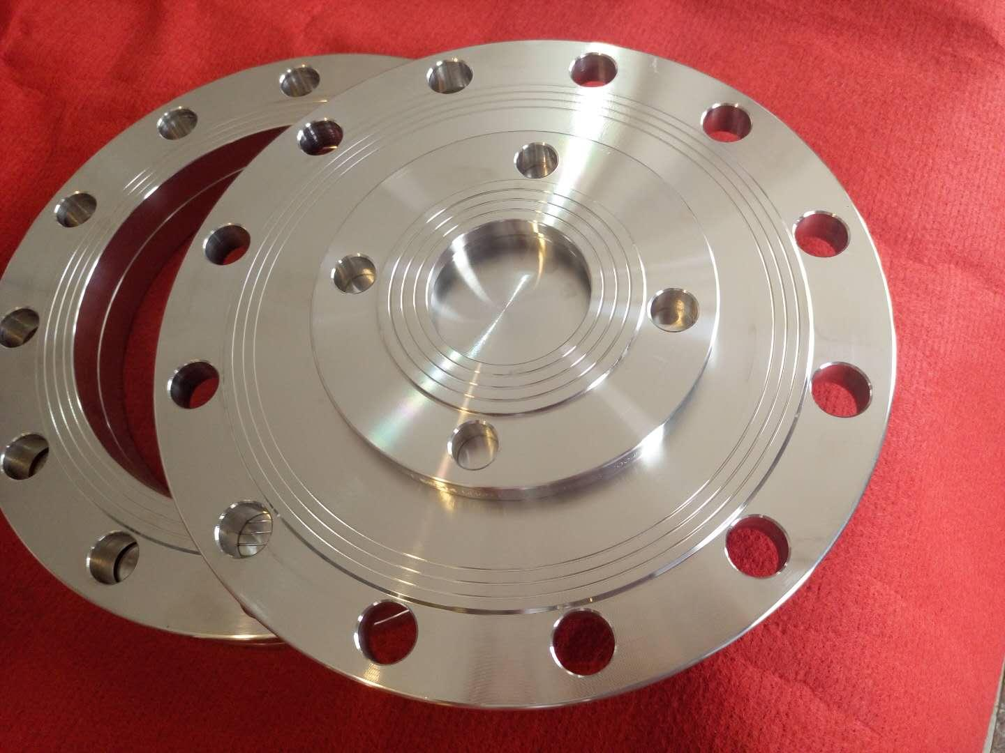304 316 Stainless Steel Welded Flange 4
