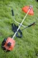 gasoline grass trimmer 43cc